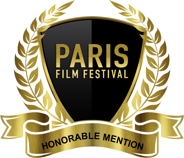 Paris Film Festival Honorable Mention Laurel.